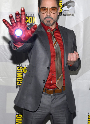The Ten Rings Return Confirmed For IRON MAN 3