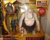 THE HOBBIT 's Goblin King Is Rocking a Ball Chin
