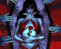 DYNAMITE ENTERTAINMENT Solicitations for DECEMBER 2012