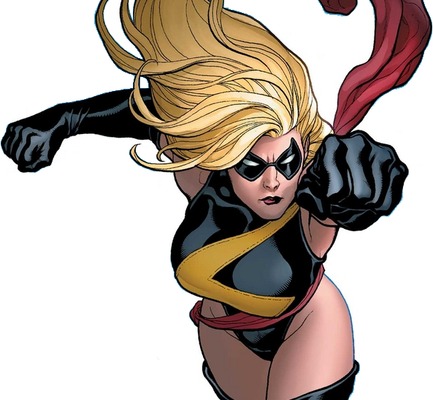 Ms Marvel in THE AVENGERS 2?  Emily Blunt To Star?