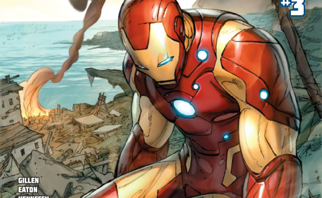 AVX: Consequences #3 Review