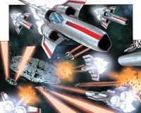 DYNAMITE Announces New BATTLESTAR GALACTICA Series