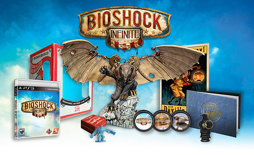 New Bioshock Infinite Footage Is Stunning!