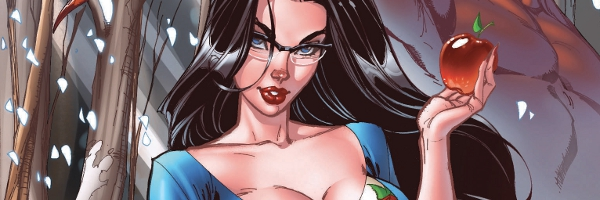 Grimm Fairy Tales Banner