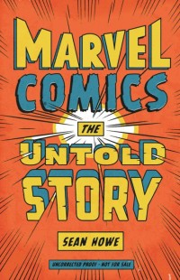 Marvel Comics The Untold Story