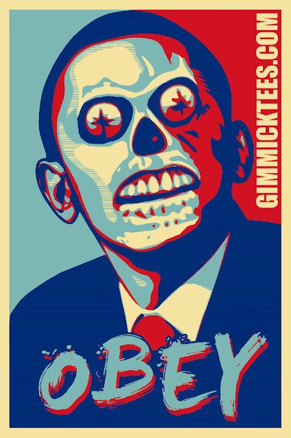 Modern day propaganda obama