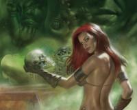 Red Sonja: Atlantis Rises #3 Review