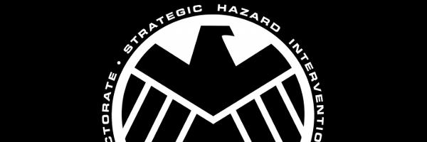 S.H.I.E.L.D. logo banner shield