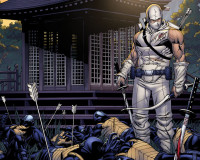 Snake Eyes & Storm Shadow #21 review