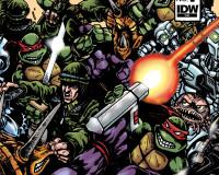 Teenage Mutant Ninja Turtles Color Classics #6 Review