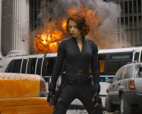 BLACK WIDOW Steals More Screen Time in THE AVENGERS: AGE OF ULTRON?