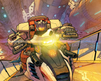 Transformers: More Than Meets The Eye #10 Review