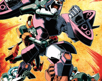 Transformers: More Than Meets The Eye #13 Review