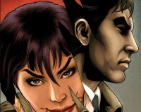 Dark Shadows / Vampirella #3 Review