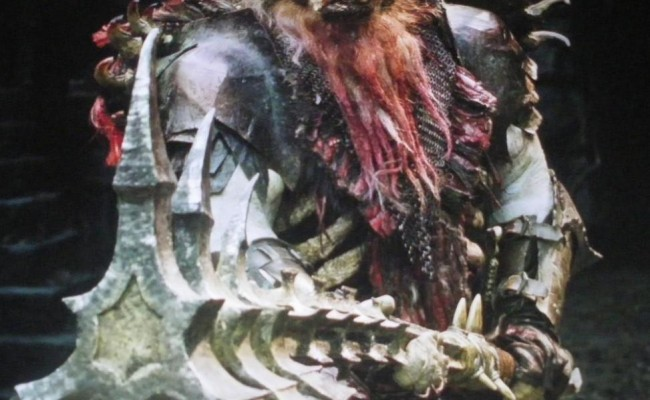 First Look at THE HOBBIT Villain Bolg