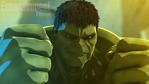 Best Friends Forever HULK and IRON MAN Team Up in New Movie