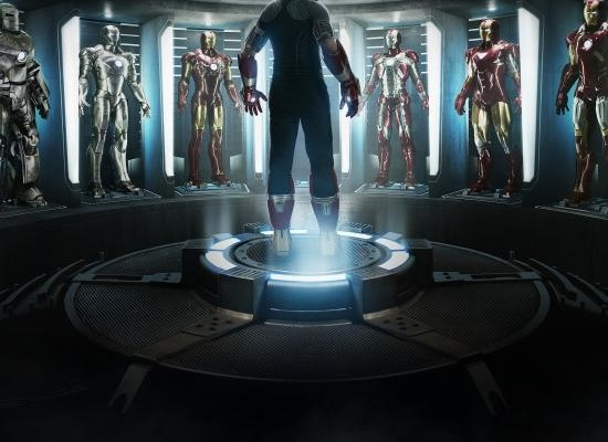 First Batch Of Stills And First Poster For IRON MAN 3!