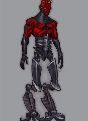 Exclusive Stars Wars Clone Wars Season 4 Concept Art