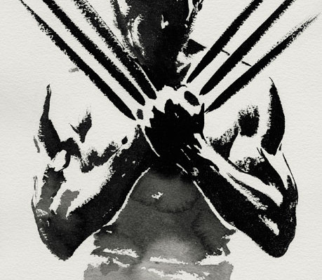 First Teaser Poster For THE WOLVERINE Hits!