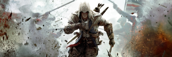 Assassin's Creed 3 Banner