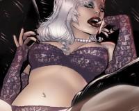 Black Kiss II #4 Review