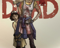 Fan Art: The Walking Dead's Clementine is all grown up