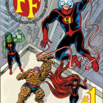 FF #1 - Cover