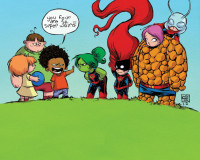 FIRST LOOK: FF #1
