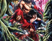 Grimm Fairy Tales presents Bad Girls #4 Review