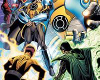 Retro Vision: Sinestro Corps War