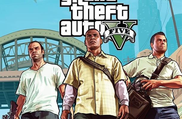 Game Informer GTA V