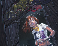 Hoax Hunters #5 Review
