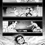 Morbius-The Living Vampire Variant Sample Page (No Text) 2