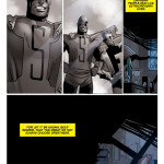 The Standard #1: Page 1