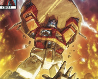 Transformers: Regeneration One #85 Review