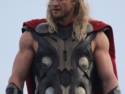 What Do You Think About The New Sleevless THOR?
