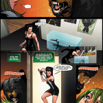 Executive Assistant: Assassins #6: Page 5