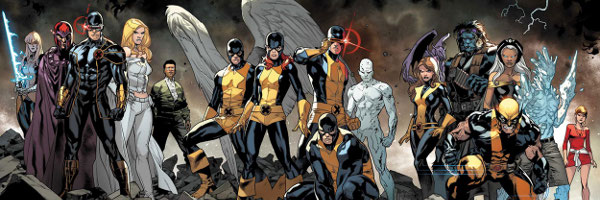 All-New X-Men Top Product Banner