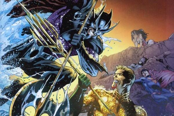 Aquaman #15 Review