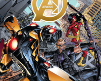 FIRST LOOK: AVENGERS #3