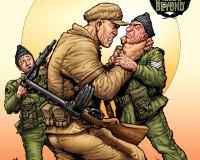 Garth Ennis' Battlefields #2: The Green Fields Beyond Review