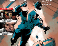 Creator Owned Heroes #7 Review