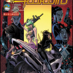 Executive Assistant: Assassins #6: Cover A