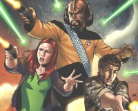 Star Trek/Doctor Who Assimilation 2 #8 Review