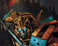 IDW PUBLISHING Solicitations for MARCH 2013