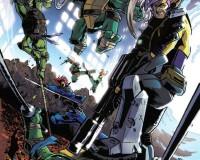 Teenage Mutant Ninja Turtles #17 Review