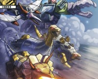 Transformers: Regeneration One #86 Review
