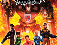 Voltron: Year One #6 Review