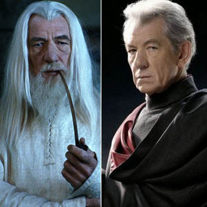 magneto vs gandalf
