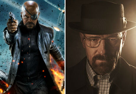 NICK FURY Almost Snuck Into 'Breaking Bad'